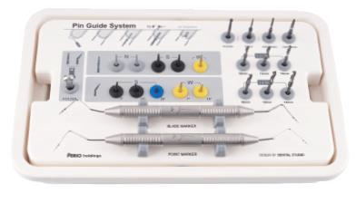 Pin guide Kit